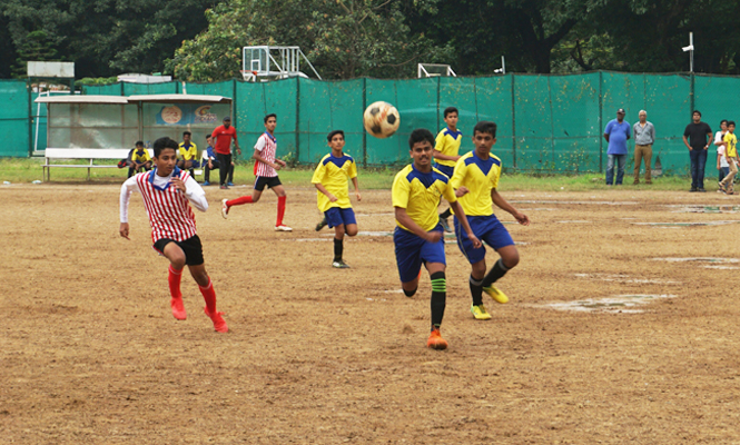 Khatibh's only goal drives St  Mary's to a 1-0 victory in