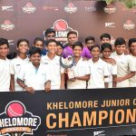 Navroz Cricket Club: The Champions Of KheloMore Junior Cup 2020