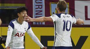 Burnley vs Tottenham