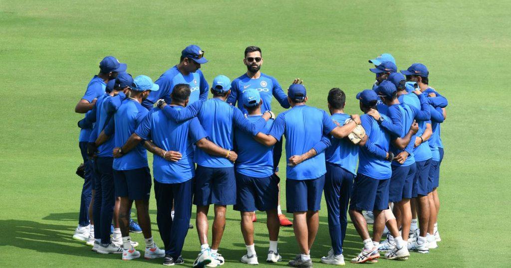 India equalize
