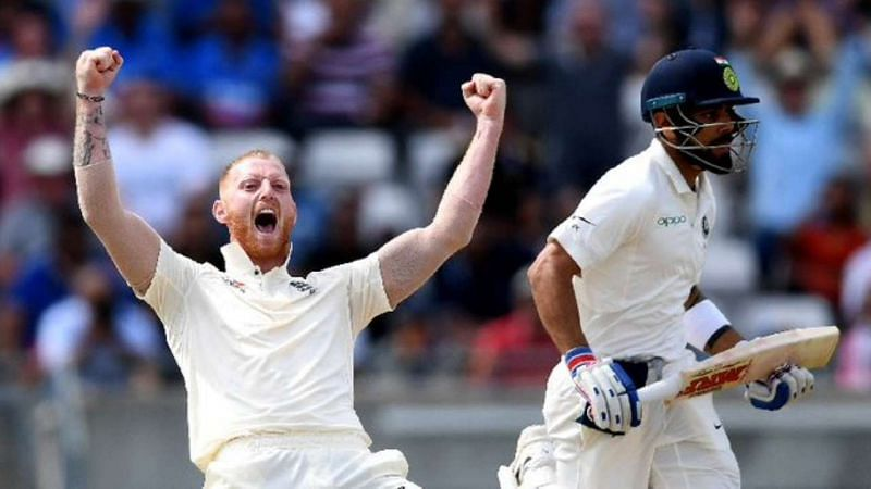 India - england series