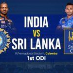 India vs Sri lanka- India Off To A Good Start
